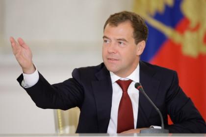Дмитрий Медведев. Фото: imenno.ru
