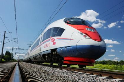 Высокоскоростной поезд «Сапсан». Фото: kudago.com