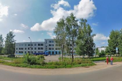 Школа № 6 г. Торжок. Фото: Яндекс.Карты