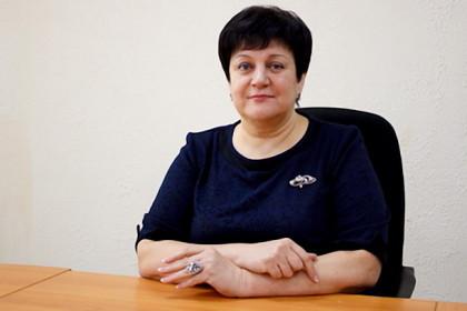 Глава Лихославльского района Н. Н. Виноградова
