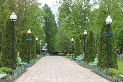 В Лихославле началось обсуждение проектов благоустройства «Формирования комфортной городской среды»