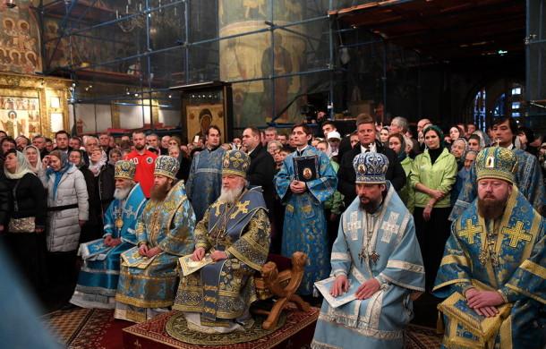 Мероприятия в честь 700-летия подвига святого благоверного князя Михаила Тверского. Фото: tverreg.ru