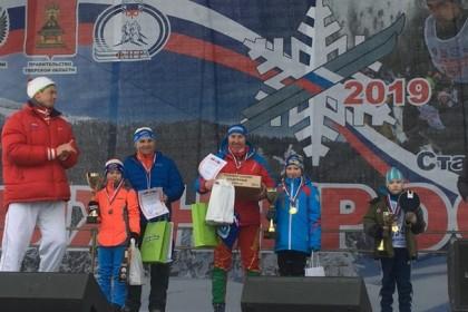 Лихославльские и калашниковские лыжники покорили «Лыжню России». Фото: Илья Снежков