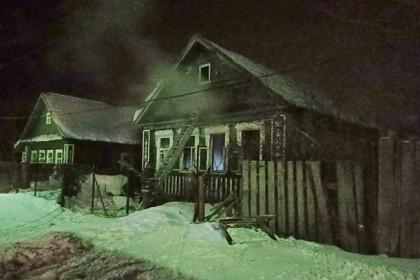 Место пожара. Фото: 360tver.ru