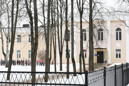 Лихославльская школа № 1. Фото: tverreg.ru