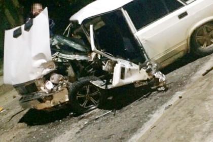 В Лихославле пьяный водитель «Жигулей» устроил ДТП с пострадавшими (фото)
