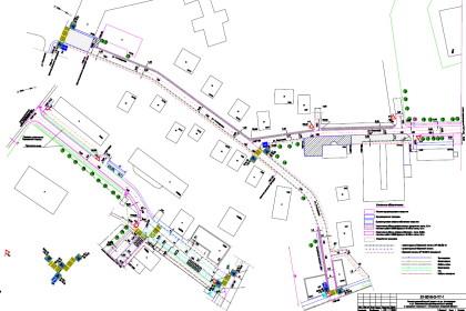 План-модель ремонтных работ