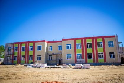 Новый детский сад в поселке Калашниково. Фото: Евгений Козлов