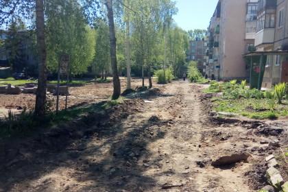 Ремонтные работы уже начались. Фото: lihoslavl69.ru