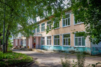 Детский сад «Юбилейный» г. Лихославль. Фото: Евгений Козлов