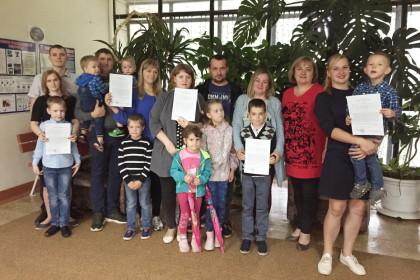 В Калашниково 5 молодых семей получат социальные выплаты на приобретение (строительство) жилья