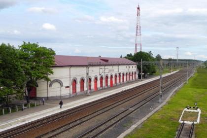 Станция Спирово. Фото: ok.ru