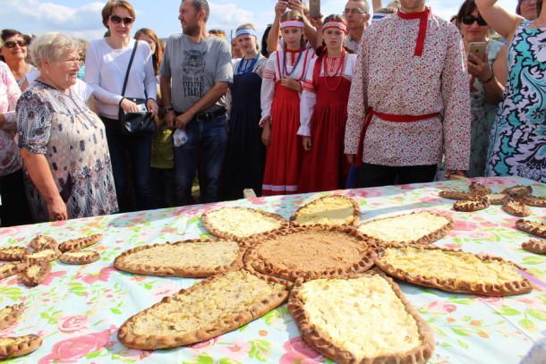 Фестиваль карельского пирога «Калитка». Фото: lihoslavl69.ru
