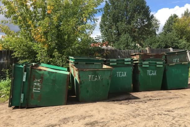 Дополнительные контейнеры для установки в городе Лихославле