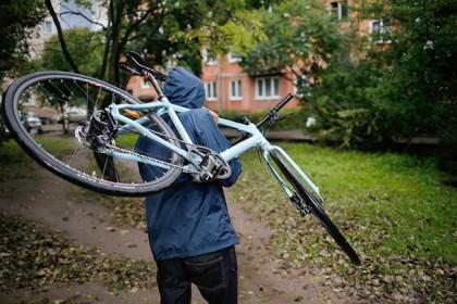 В Лихославле пойман велоугонщик