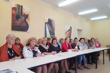 Делегация представителей системы образования Лихославльского района находится с рабочим визитом в Олонецком районе Республики Карелия. Фото: Сергей Прокопьев