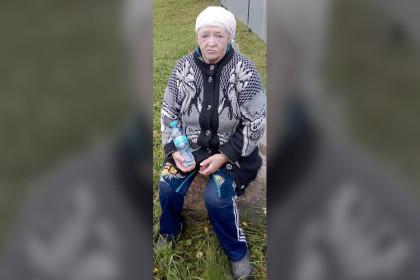 В Лихославльском районе найдена старушка, которая ничего не помнит