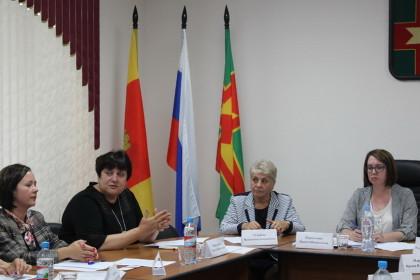 Сессия Собрания депутатов Лихославльского района шестого созыва. Фото: Юлия Новикова
