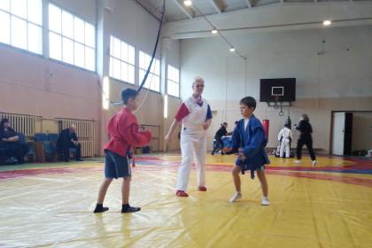 Первенство спортивной школы по джиу-джитсу и самбо