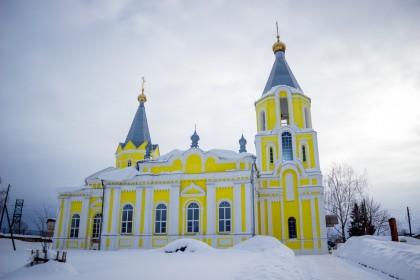 Храм Успения Пресвятой Богородицы. Фото: Евгений Козлов