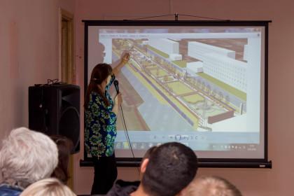 Общественность поддержала проект благоустройства общественной территории Парк «ПОБЕДА» городе в Лихославле