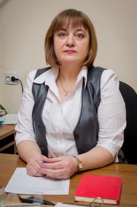 Глава городского поселения поселок Калашниково Цветкова Юлия Валерьевна