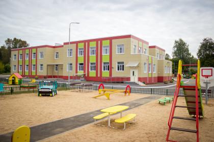 Детский сад «Светлячок» в поселке Калашниково Лихославльского района. Фото: Евгений Козлов
