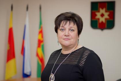 Глава Лихославльского района Наталья Николаевна Виноградова