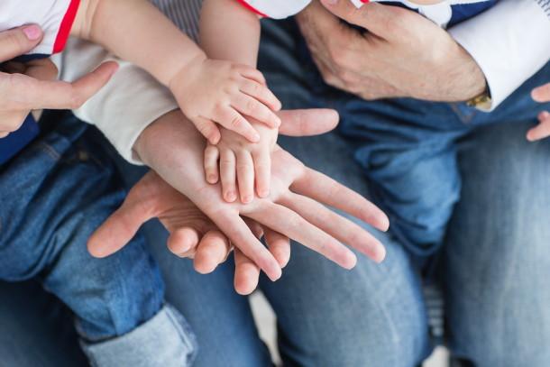 Финансовая поддержка семей