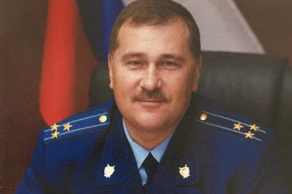 Заместитель прокурора Тверской области Краюхин Сергей Леонидович