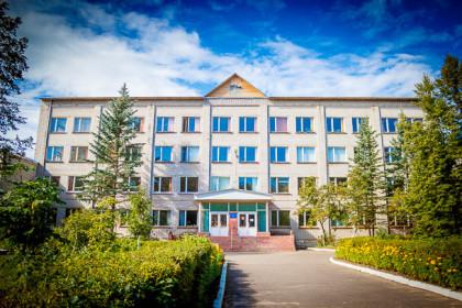 Калашниковский колледж, учебный корпус