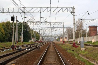 Станция Лихославль. Фото: train-photo.ru