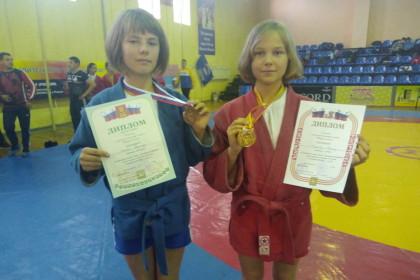 Калашниковские спортсмены завоевали награды межрегионального турнира по самбо