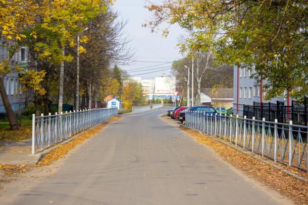 Переулок Театральный. Фото: lihoslavl69.ru