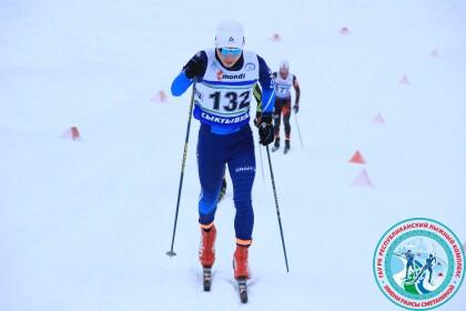 Егор Поляков. Фото: Лыжный комплекс имени Раисы Сметаниной