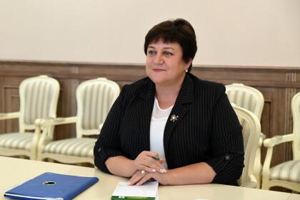 Глава Лихославльского района Наталья Виноградова