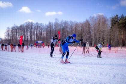 Лыжные гонки на Кубок главы Лихославльского района. Фото: Евгений Козлов