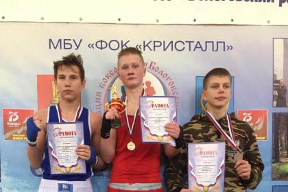 Победителем в весовой категории 60 кг стал Сергей Тиханов