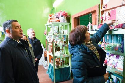 В Доме культуры в деревне Вёски будет проведен капитальный ремонт