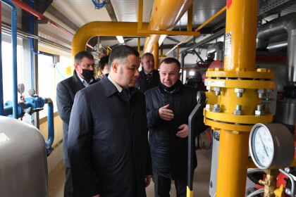Строительство станций водоподготовки начнется в Лихославле в 2021 году