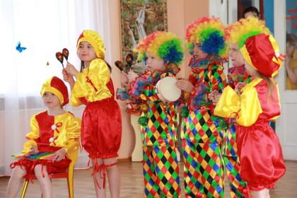 Творческий фестиваль дошкольных учреждений, 2019 год. Фото: Юлия Новикова