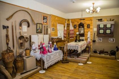 Карельский национальный краеведческий музей. Фото: tvermuzeum.ru