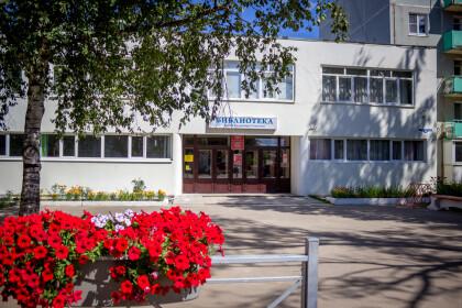 Лихославльская библиотека им. В.Соколова. Фото: Евгений Козлов / Пресс-служба администрации Лихославльского района