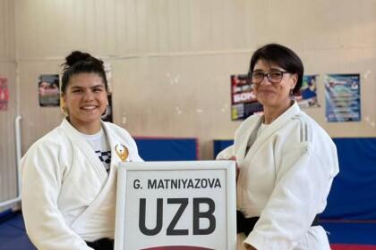 Гульноза Матниязова приехала в гости к своему первому тренеру — Тамаре Евгеньевне Югай